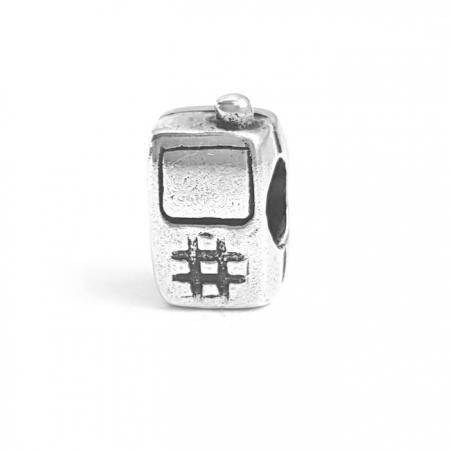 Pandantiv argint 925 pentru bratara tip charm PAN06110