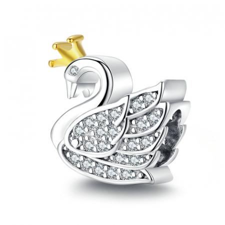 Pandantiv argint Printesa Lebada