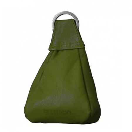 Portchei piele naturala Bellugio PCH500 Verde