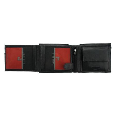 Portofel barbatesc de lux din piele naturala PORM300 cu protectie RFID2