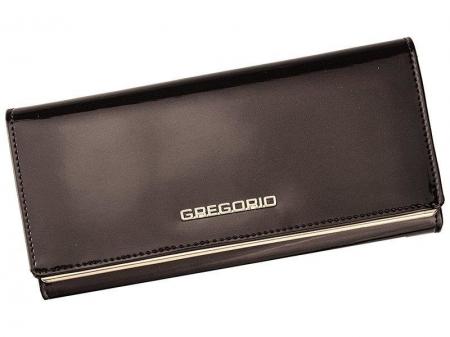 Portofel dama de lux din piele naturala Gregorio PORT574