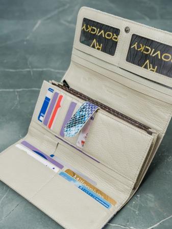 Portofel de lux pentru dama din piele naturala PORTG005 model sarpe15