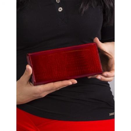 Portofel de lux pentru dama din piele naturala Lorenti PORT5243