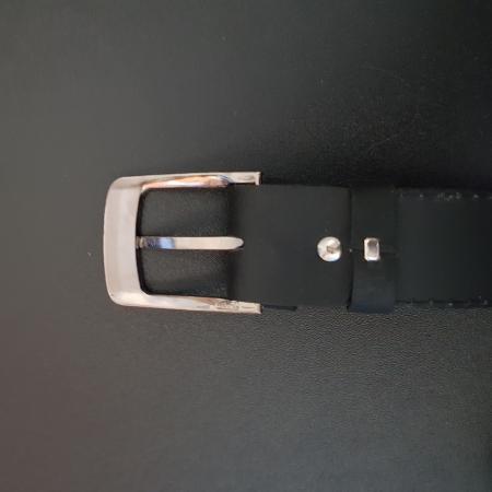 Set cadou barbati Wild BuffalO, portofel si curea din piele naturala, PORMG90013