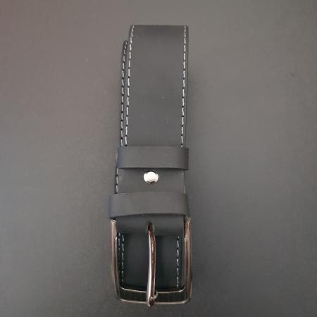 Set cadou barbati Wild BuffalO, portofel si curea din piele naturala, PORMG90016