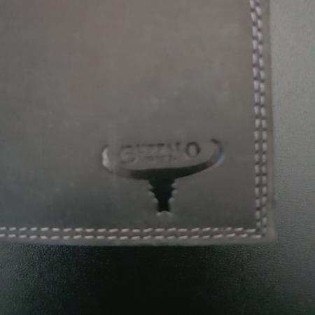 Set cadou barbati Wild BuffalO, portofel si curea din piele naturala, PORMG90021