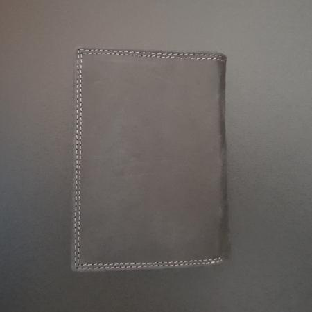 Set cadou barbati Wild BuffalO, portofel si curea din piele naturala, PORMG9007