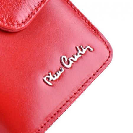Set cadou dama Pierre Cardin, portofel si curea din piele naturala, PORMG1000 [11]