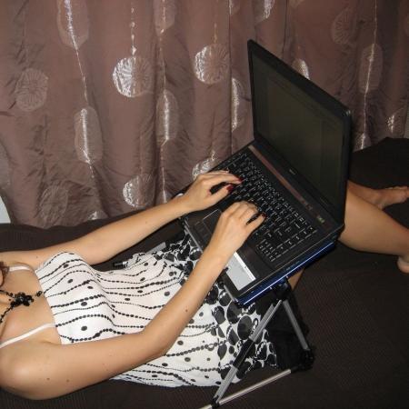 Suport pentru laptop si lectura [2]