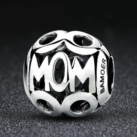 Talisman argint MOM1