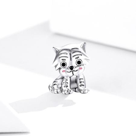 Talisman argint pui de tigru [4]