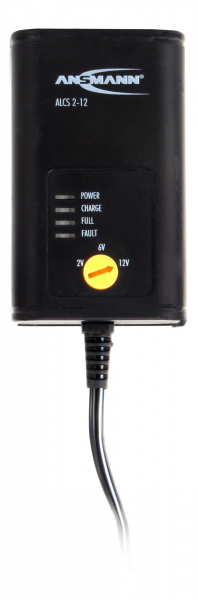 Incarcator acumulator stationar ANSMANN ALCS 2-12/0.4 [1]