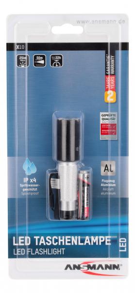 Lanterna metalica X10 LED ANSMANN [1]