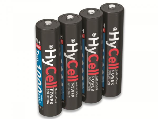 Acumulatori AA R6 2700mAh blister 4 bucati HYCELL [1]