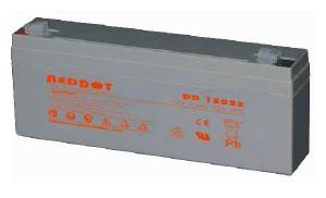 Acumulator stationar plumb acid REDDOT 12V 2.2Ah AGM VRLA [0]