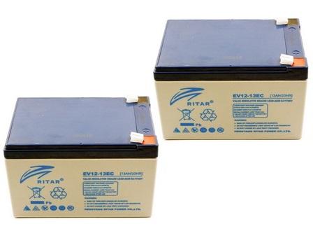 Acumulator stationar plumb acid RITAR 12V 13Ah AGM VRLA Deep Cycle [1]