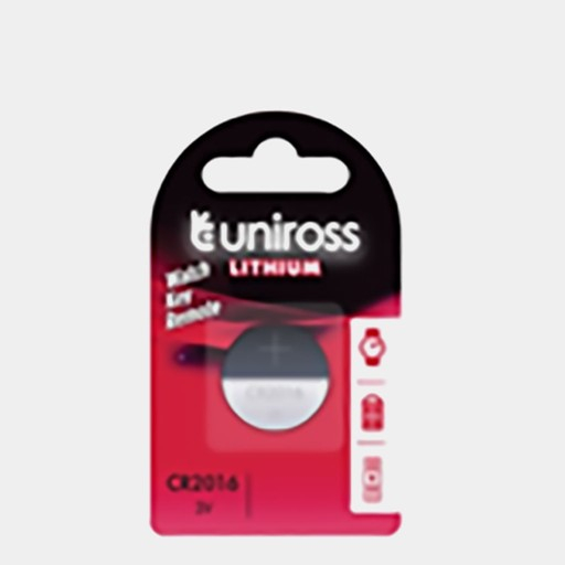 Baterie litiu CR2016 UNIROSS [0]