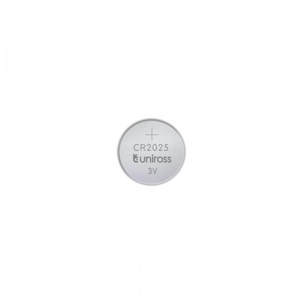 Baterie litiu CR2025 UNIROSS [1]