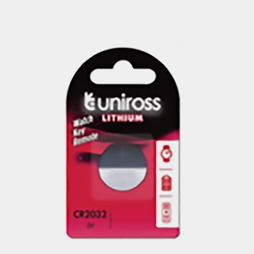 Baterie litiu CR2032 UNIROSS [0]