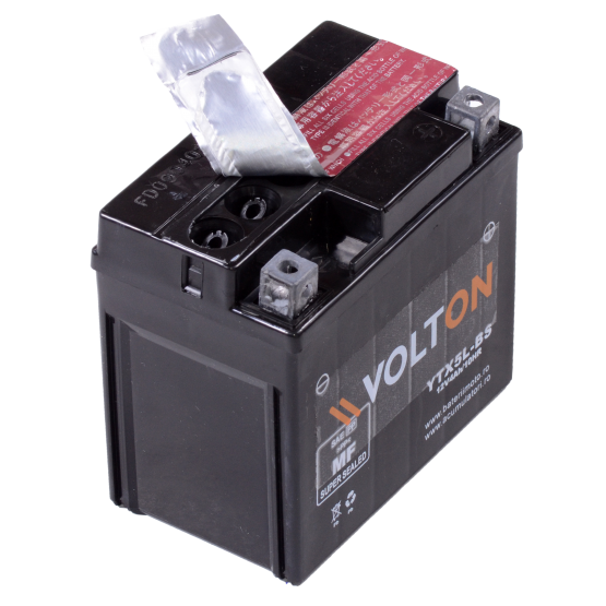 Baterie moto Volton AGM 12V 4Ah [2]