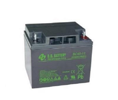Acumulator stationar plumb acid BB BATTERY 12V 42Ah AGM VRLA [0]