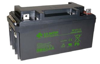 Acumulator stationar plumb acid BB BATTERY 12V 65Ah AGM VRLA [0]