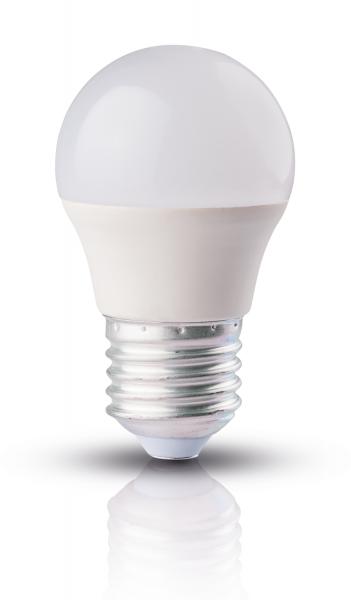 Bec LED Sferic 5W E27 6400K [0]