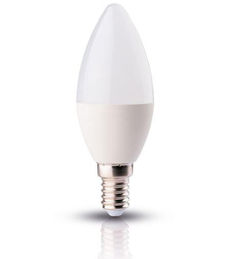 Bec LED Lumanare 5W E14 3000K [0]