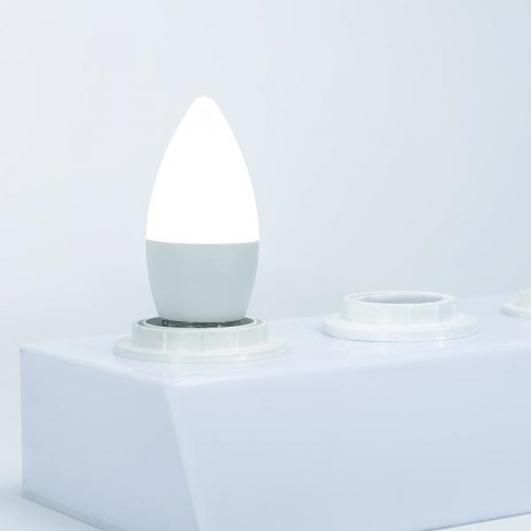 Bec LED Lumanare 5W E27 6400K [1]