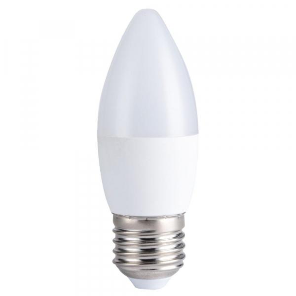 Bec LED Lumanare 5W E27 6400K [0]