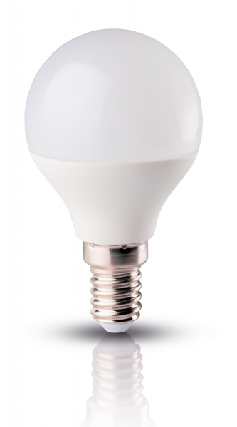 Bec LED Sferic 5W E14 3000K [0]