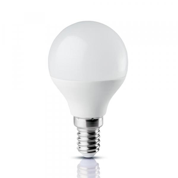Bec LED Sferic 5W E14 6400K [0]