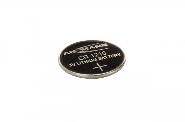 Baterie litiu CR1216 ANSMANN [1]