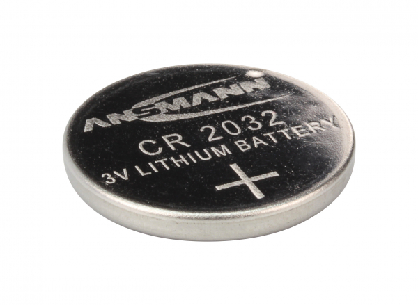 Baterie litiu CR2032 ANSMANN [1]