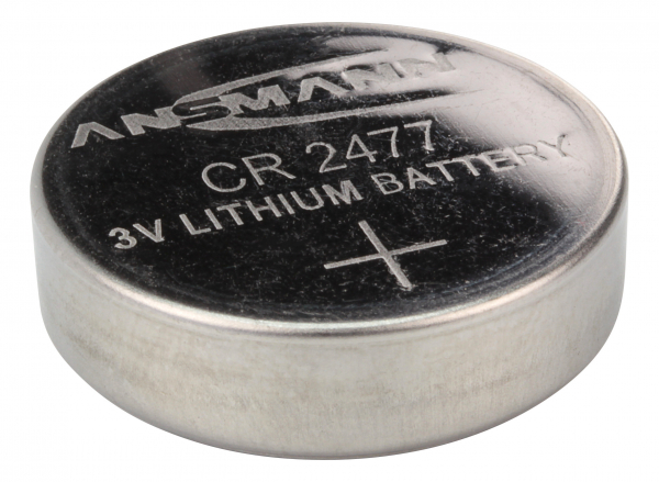 Baterie litiu CR2477 ANSMANN [1]
