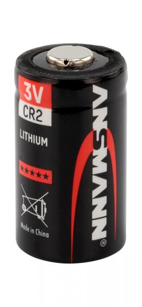 Baterie litiu CR2 ANSMANN [1]