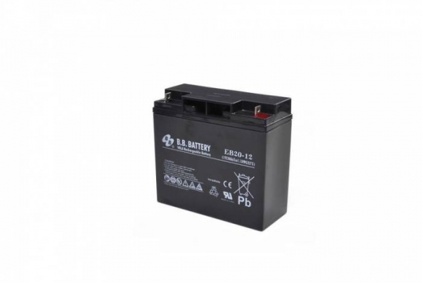 Acumulator stationar plumb acid BB BATTERY 12V 20Ah AGM VRLA Deep Cycle [0]