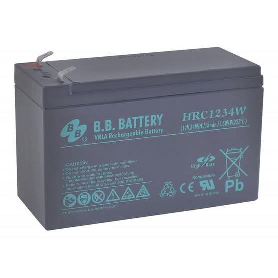 Acumulator stationar plumb acid BB BATTERY 12V 8.5Ah T2 AGM VRLA High Rate [1]