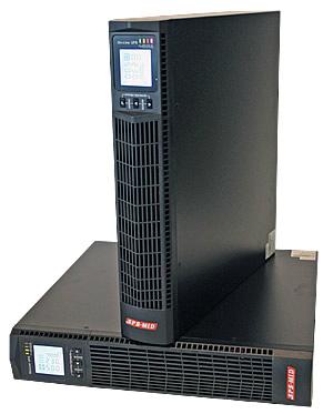 SURSA UPS SPS MID1000RTI 1000VA/1000W ON-LINE RACKMOUNT [0]
