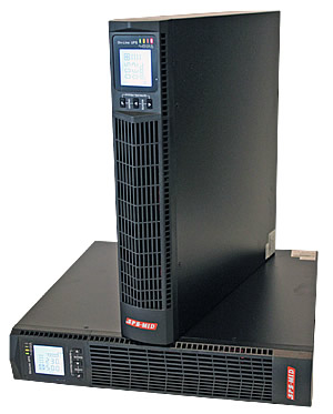 SURSA UPS SPS MID3000RTI 3000VA/3000W ON-LINE RACKMOUNT [0]