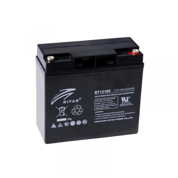 Acumulator stationar plumb acid RITAR 12V 18Ah AGM VRLA [0]