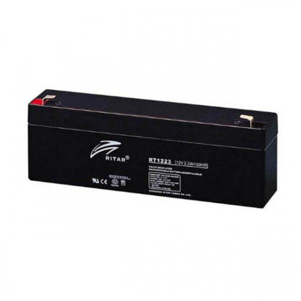 Acumulator stationar plumb acid RITAR 12V 2.3Ah AGM VRLA [0]