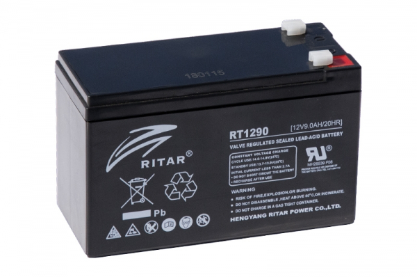Acumulator stationar plumb acid RITAR 12V 9Ah AGM VRLA [1]