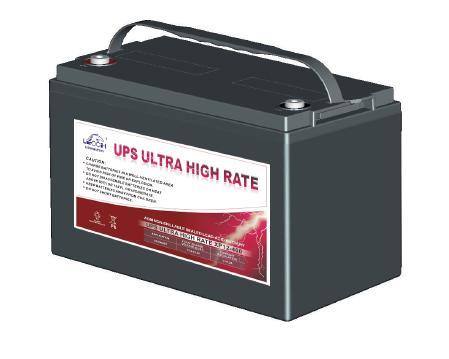 Acumulator stationar plumb acid LEOCH 12V 100Ah AGM VRLA Ultra High Rate [0]