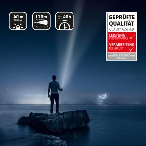 Lanterna metalica X30 LED ANSMANN [3]