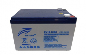 Acumulator stationar plumb acid RITAR 12V 13Ah AGM VRLA Deep Cycle [0]