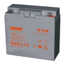 Acumulator stationar plumb acid REDDOT 12V 18Ah AGM VRLA