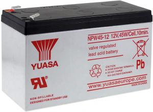 Acumulator stationar plumb acid YUASA 12V 8.5Ah AGM VRLA High Rate [0]