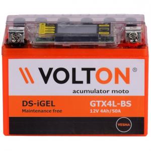 Baterie moto Volton DS-iGEL 12V 4Ah [1]