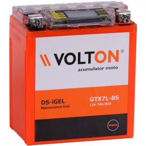 Baterie moto Volton DS-iGEL 12V 7Ah [0]